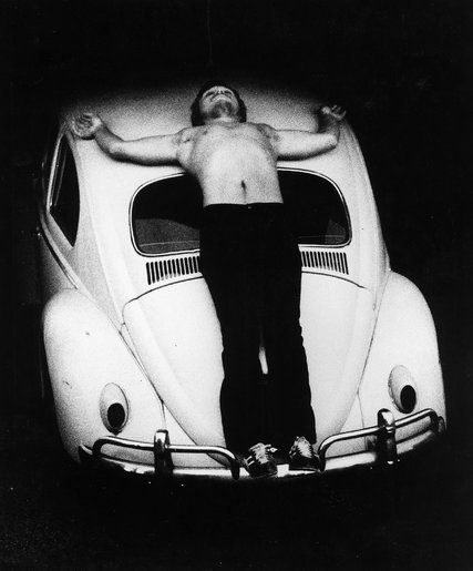 Burden (2017) – a full-length documentary on performance artist Chris Burden (1946–2015)